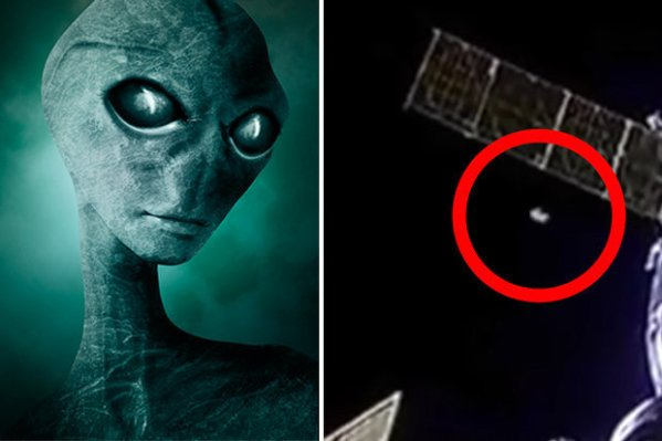 UFOs exist: Alien 'proof' as NASA catches 'impossible ...