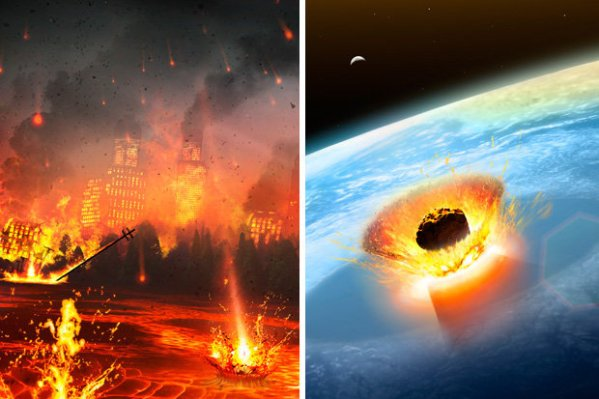 'Asteroid WILL hit Earth' Experts warn Earth unprepared ...