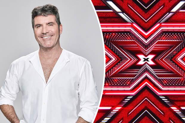 Simon Cowell x-Factor split