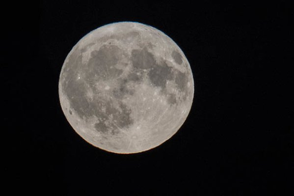 Full moon 2018 When is the next full moon How to watch