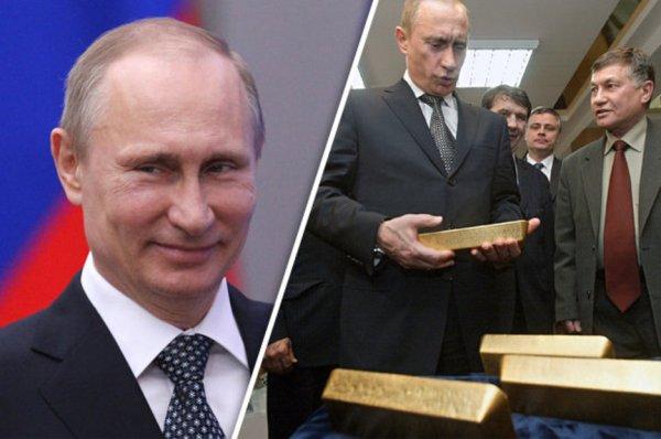 Vladimir Putin wealth: Russian president's luxurious ...
