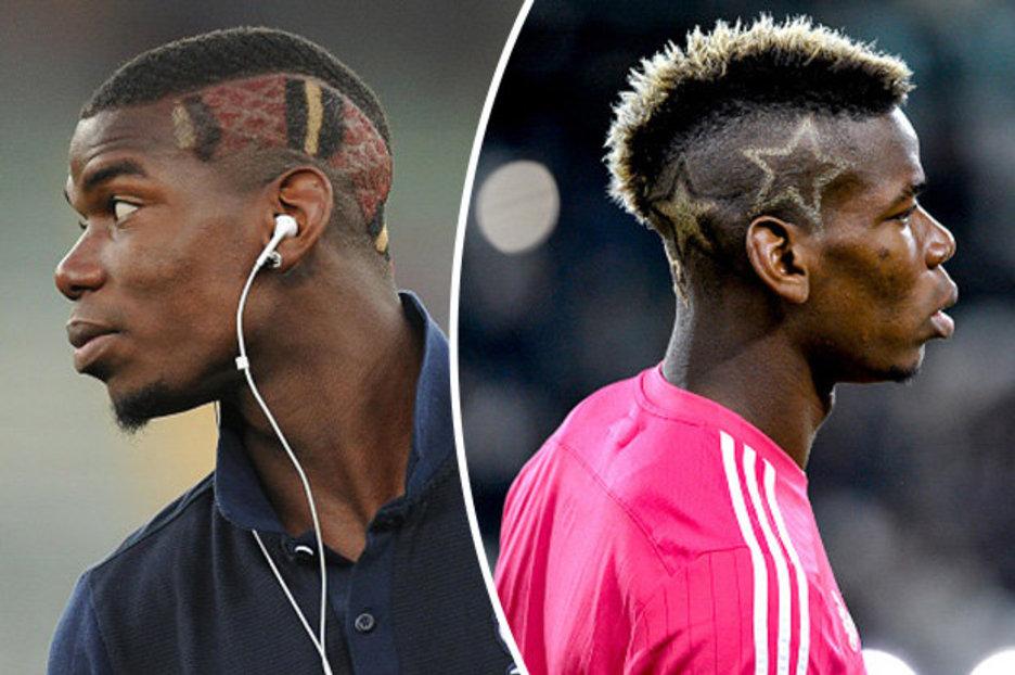 Paul Pogba Haircut Boy 13 Faces Classroom Ban For