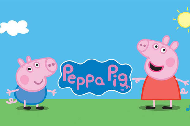 Image result for image of Peppa Pig