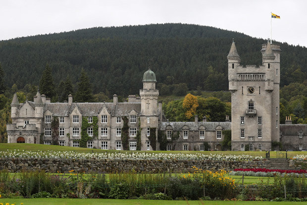The Queen will remain at the Scottish estate at the end of July