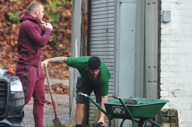 Wayne-Rooney-community-service
