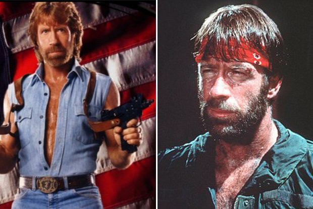 Chuck Norris has issued a vital health warning