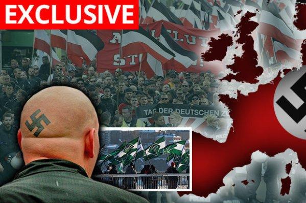 Neo-Nazis 'to end EU' as extreme-right throws backing ...