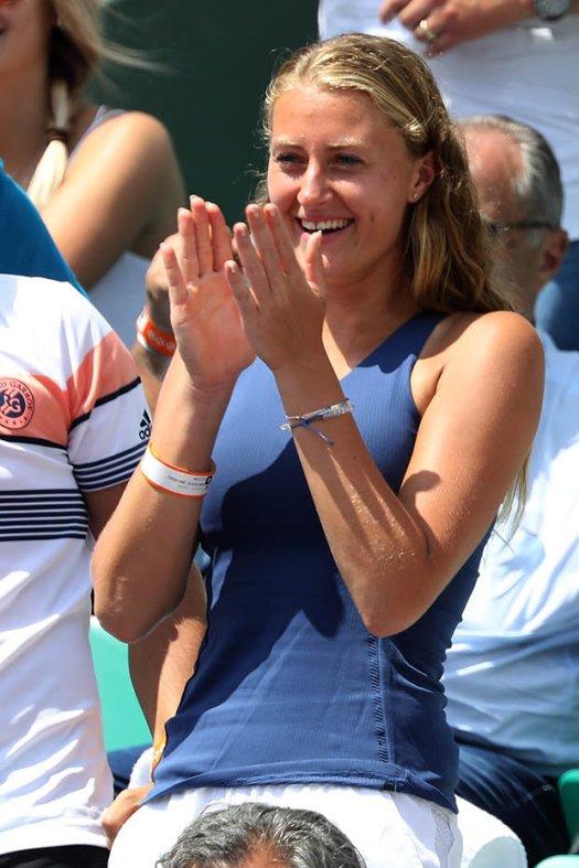 Dominic Thiem girlfriend: Who is Kristina Mladenovic? How ...