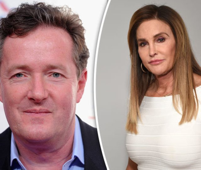 Cruel Piers Morgan Mocks Caitlyn Jenner Over Sex Change With Male Doll Taunts