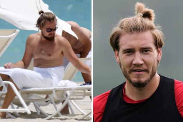 Leonardo DiCaprio Looks Like Arsenal Reject Nicklas