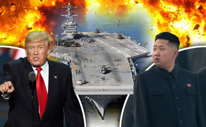 Image result for TRUMP WITH n kOREA