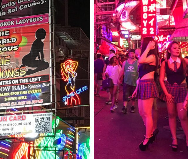 A Brit Tourist Collapsed And Died While At A Strip Club In Thailand