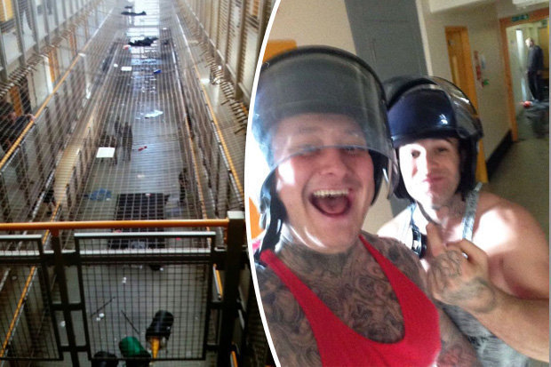 Security Equipment Prisons