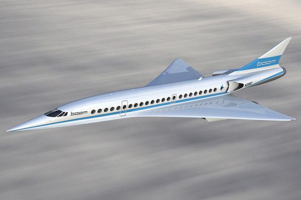 virgin supersonic jet concorde