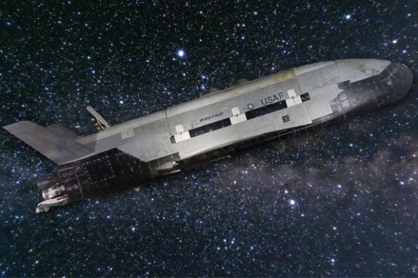 X37B spends 600th day in orbit What is mystery space