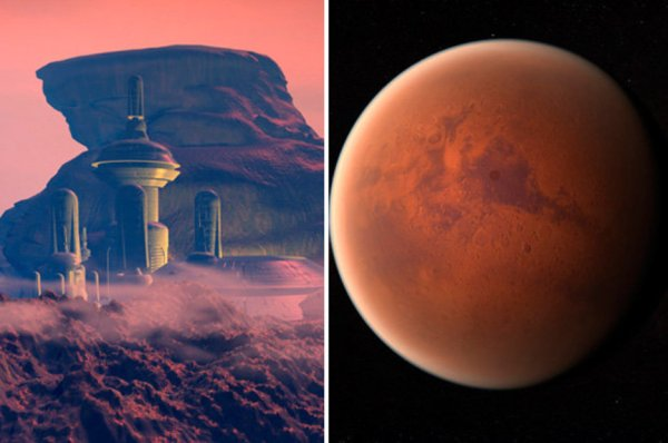 Mars mission: SpaceX's Elon Musk reveals colony plan with ...