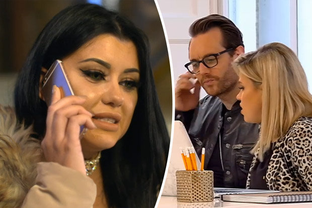 Celebs Go Dating Gaffe Viewers Notice Major Continuity