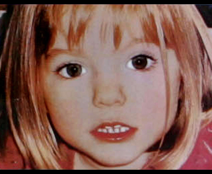 Madeleine McCann has now been missing for 10 years