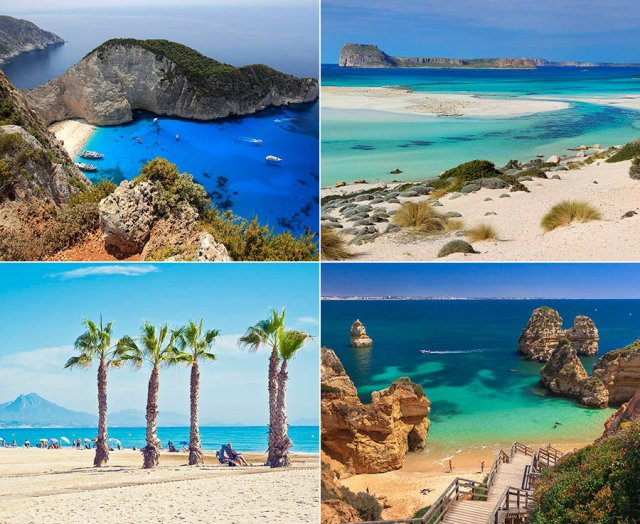 Top 10 cheapest beach holiday destinations in Europe