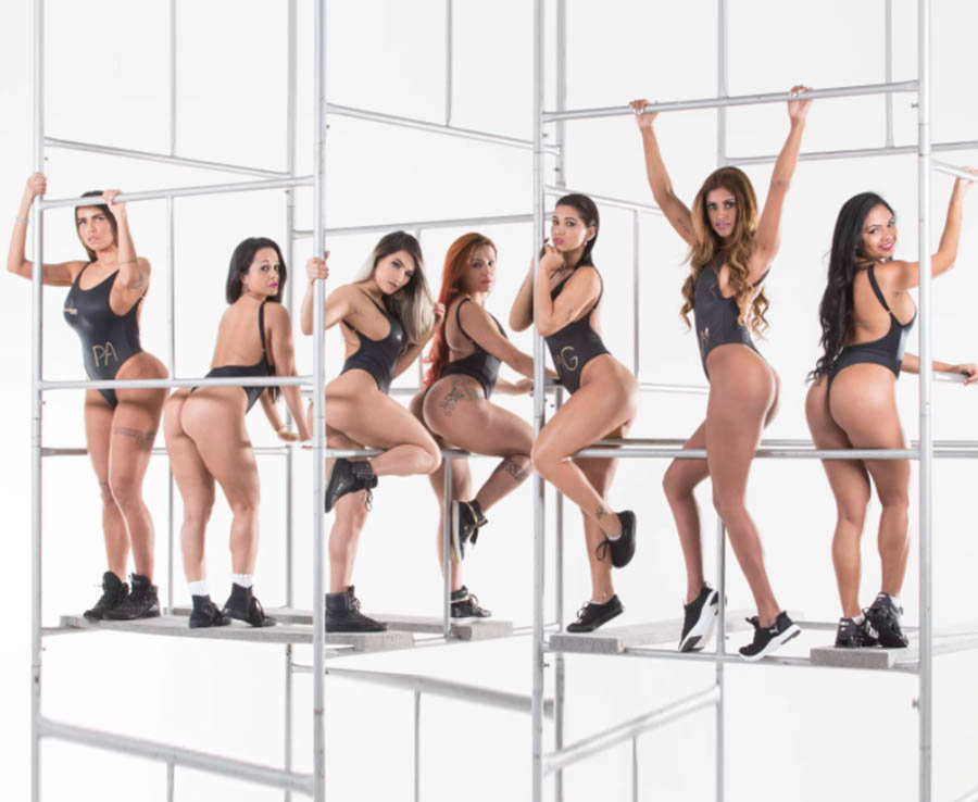 Miss Bum Bum contestants 2017