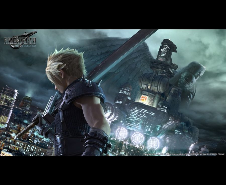 Final Fantasy 7 Remake Released Date News CONFIRMED For 2018 In Square Enix Announcement PS4