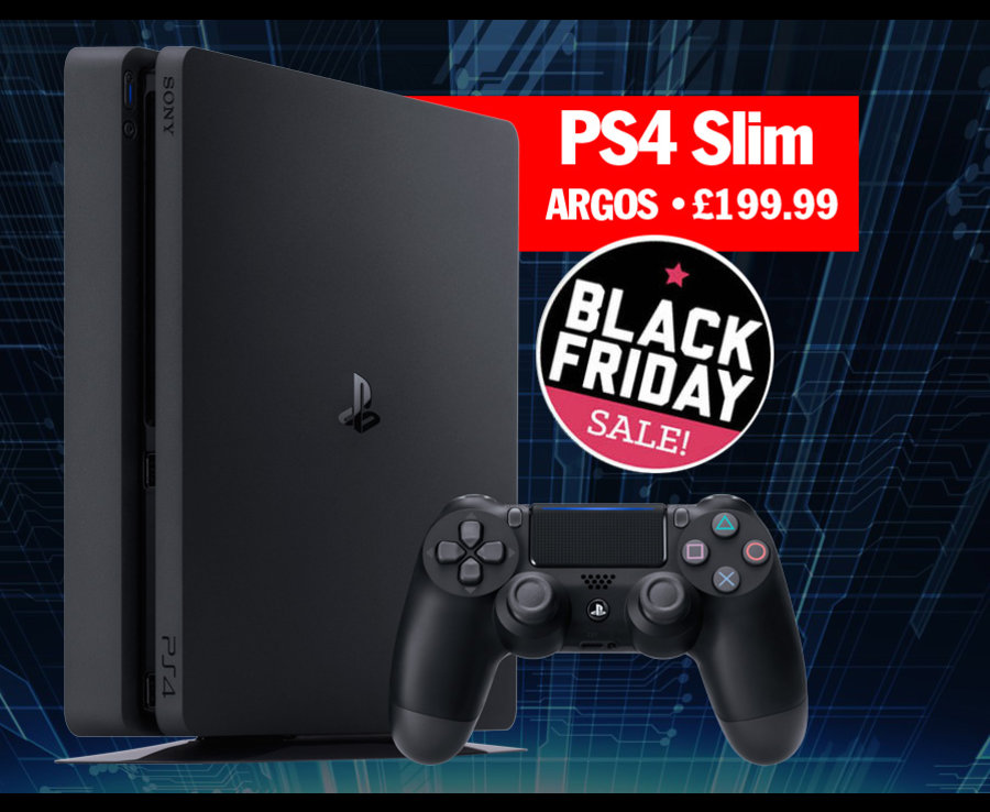 Sony Black Friday 2016 UK PS4 FIFA 17 Battlefield 1 Skyrim Amp More Prices SLASHED PS4 Xbox