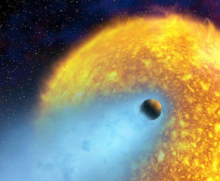 Planet Osiris