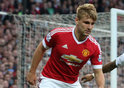 LB: Luke Shaw - The former Southampton star had a great start to the season before getting injured. Has a bright future at Old Trafford