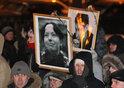 Human rights lawyer Stanislav Markelov and reporter Anastasiya Baburova . Murdered leaving a news conference in 2009