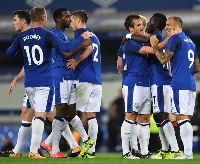 2. Everton - 3,367