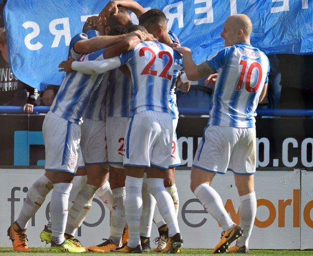 6. Huddersfield - 1,493