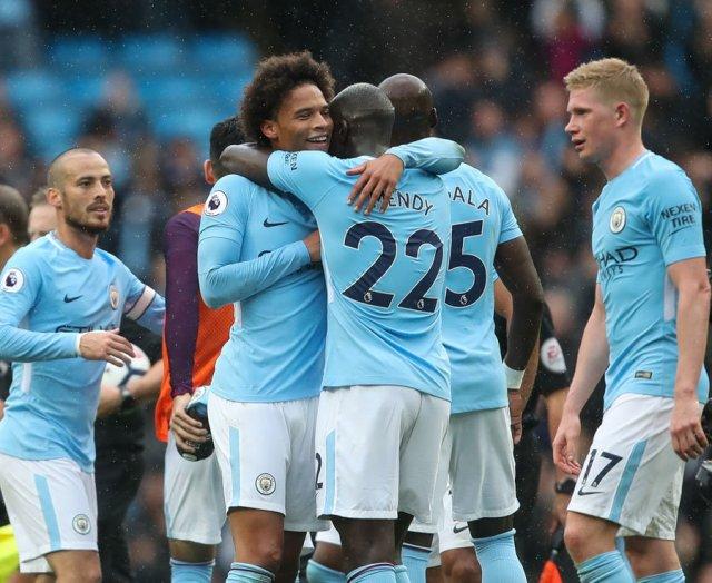 16. Manchester City - 90