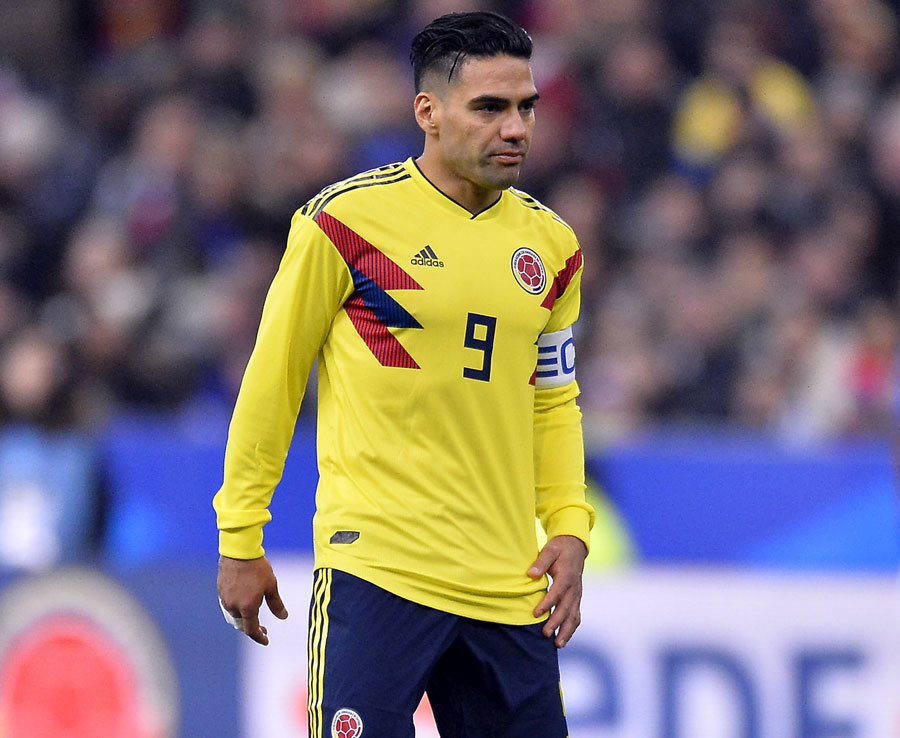 10. Radamel Falcao (Colombia)