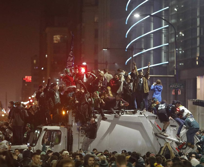 Image result for philadelphia riots