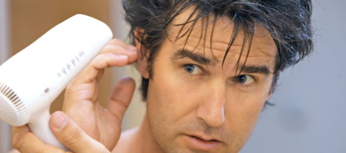 Study Reveals You Can Lose Half Your Hair Before You Eve