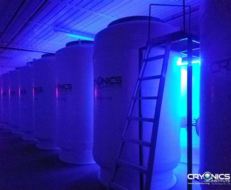 Cryonics is enjoying a surge in popularity