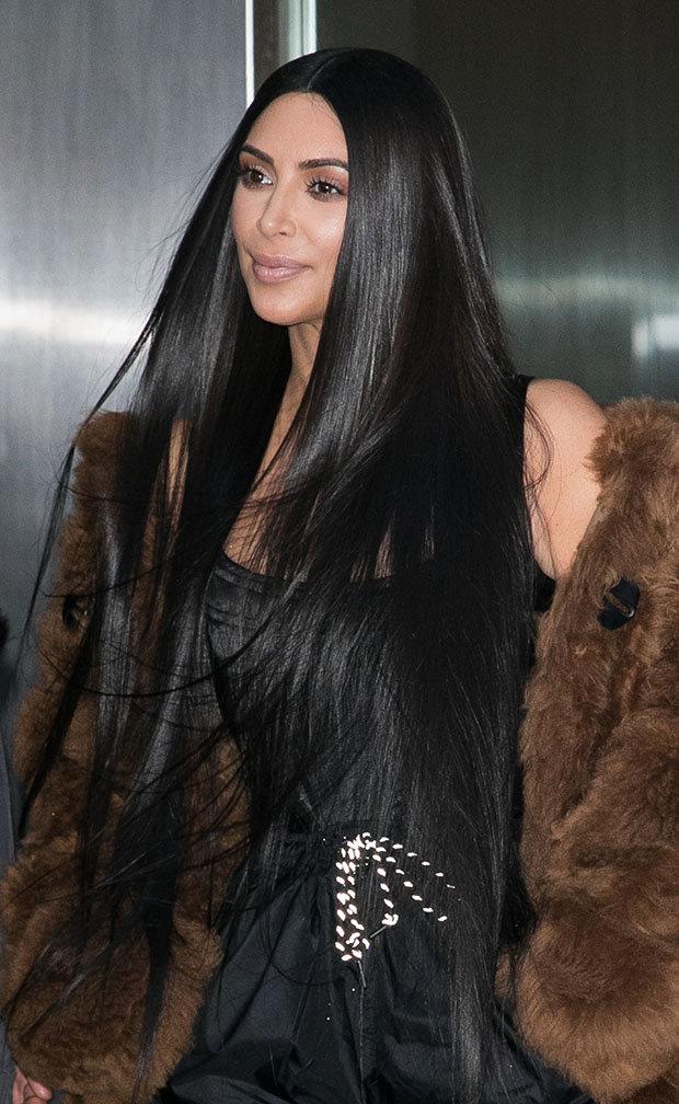 Like Mother Like Daughter Kim Kardashian Looks Like Kris
