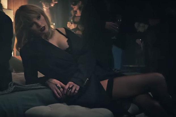 Taylor Swift Fifty Shades Darker