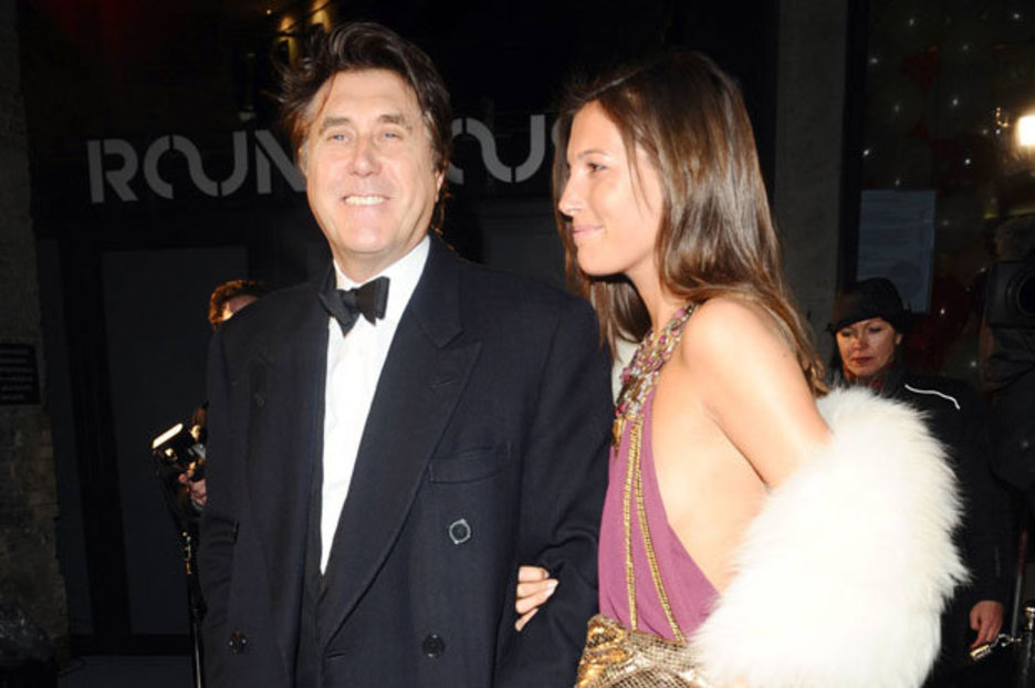 Bryan Ferry And His Wife To Divorce But Remain On Good