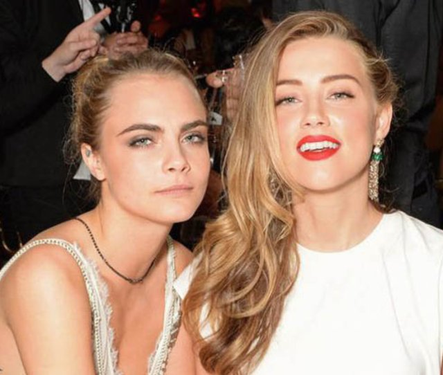 Johnny Depp Driven Mad By Fears Amber Heard Had Lesbian Affair With Cara Delevingne Daily Star