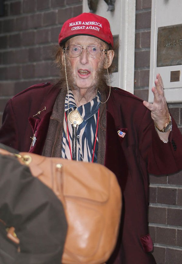 John McCririck illness concerns as horse racing star's ...