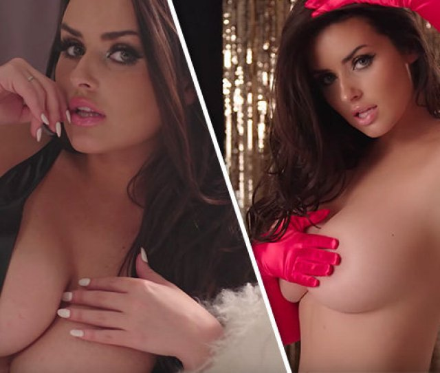 Abigail Ratchford In Fifty Shades Of Grey Video