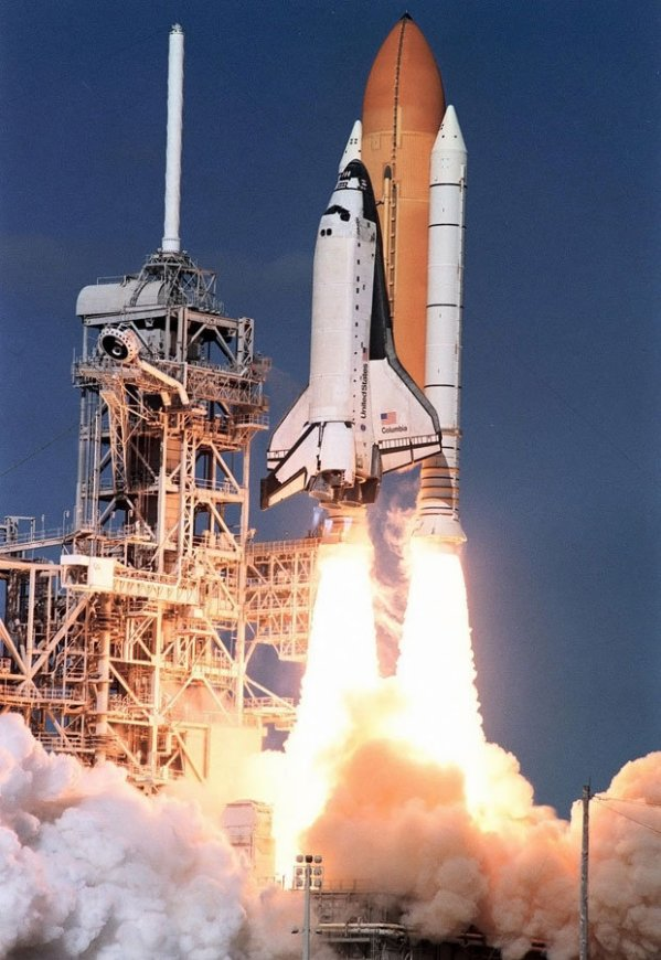 Tom Cruise cheated death in Columbia Space Shuttle crash