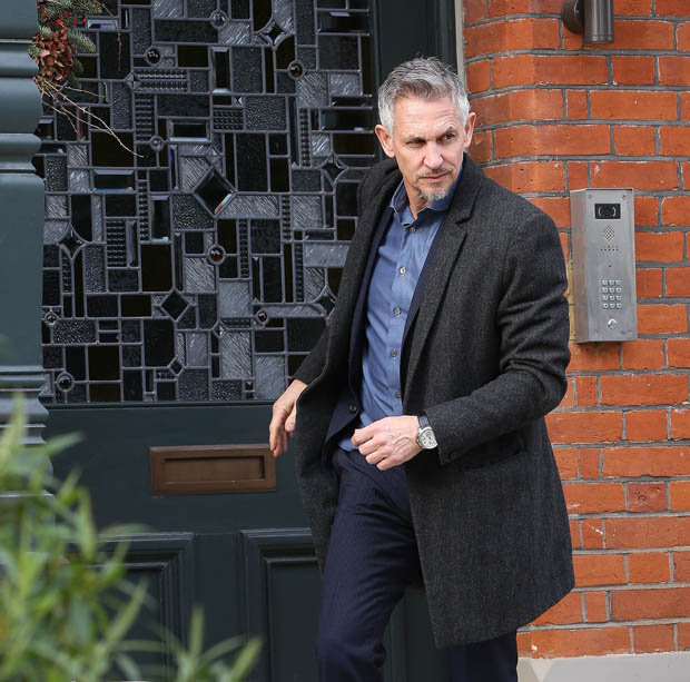 Gary Lineker To Divorce Wife Danielle Due To Different