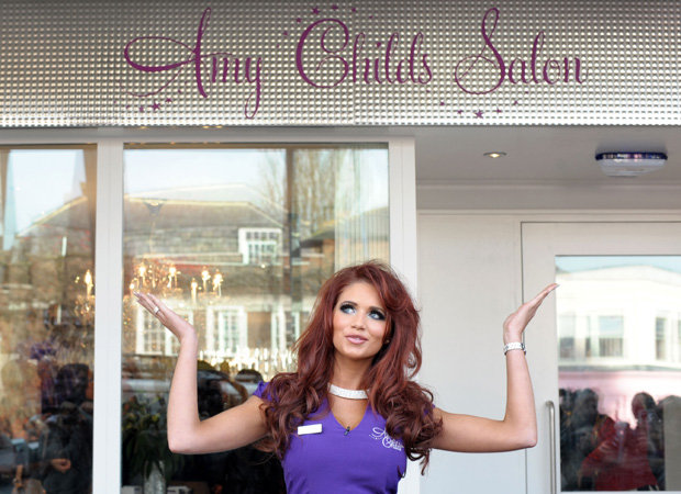 Amy Childs Baby Name Revealed
