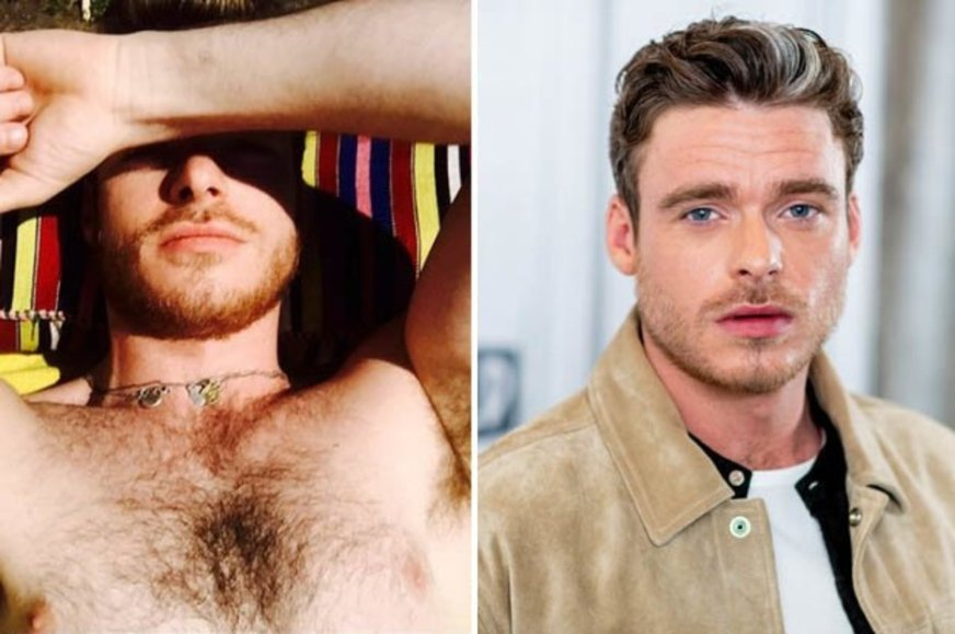 Bodyguard hunk Richard Madden would 'barely eat' ahead of ...