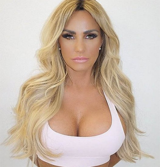 Katie Price underwear pictures: Star takes to Miami in ...