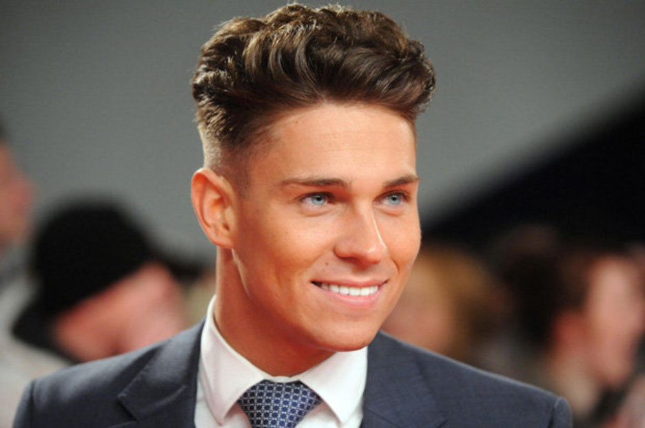 Joey Essex Insuring His Fusey Hairstyle For 1million