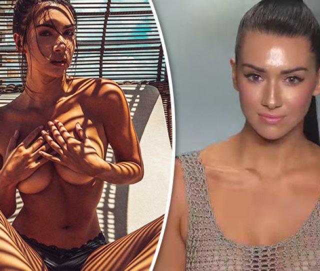 Alexis Rupp Naked Catwalk Model