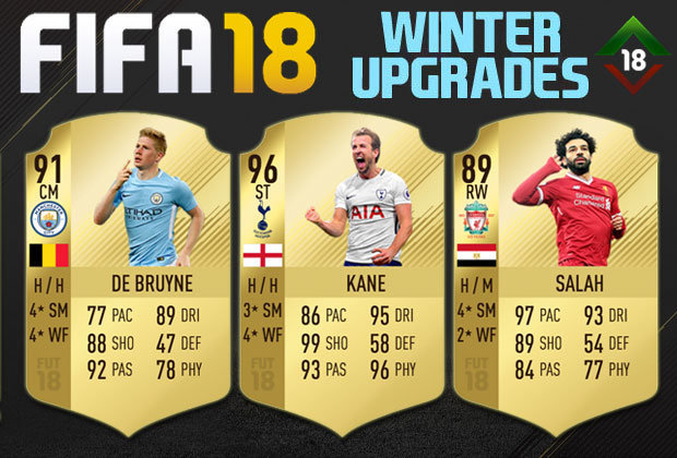 FIFA 18: FUT Winter Upgrades release date, player predictions, Leaks, News and updates